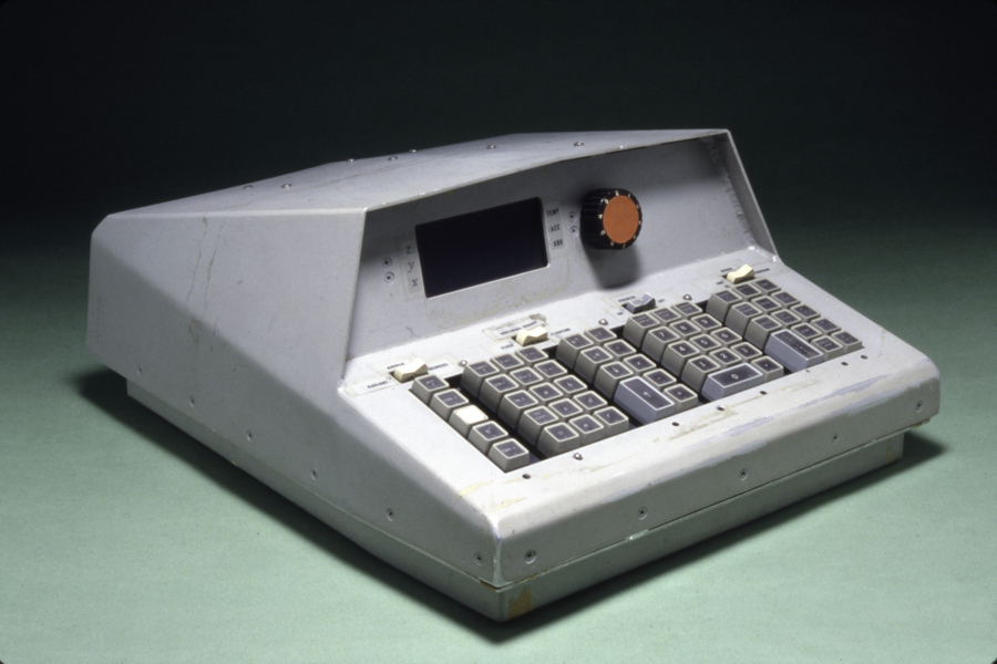HP 9100 Prototype