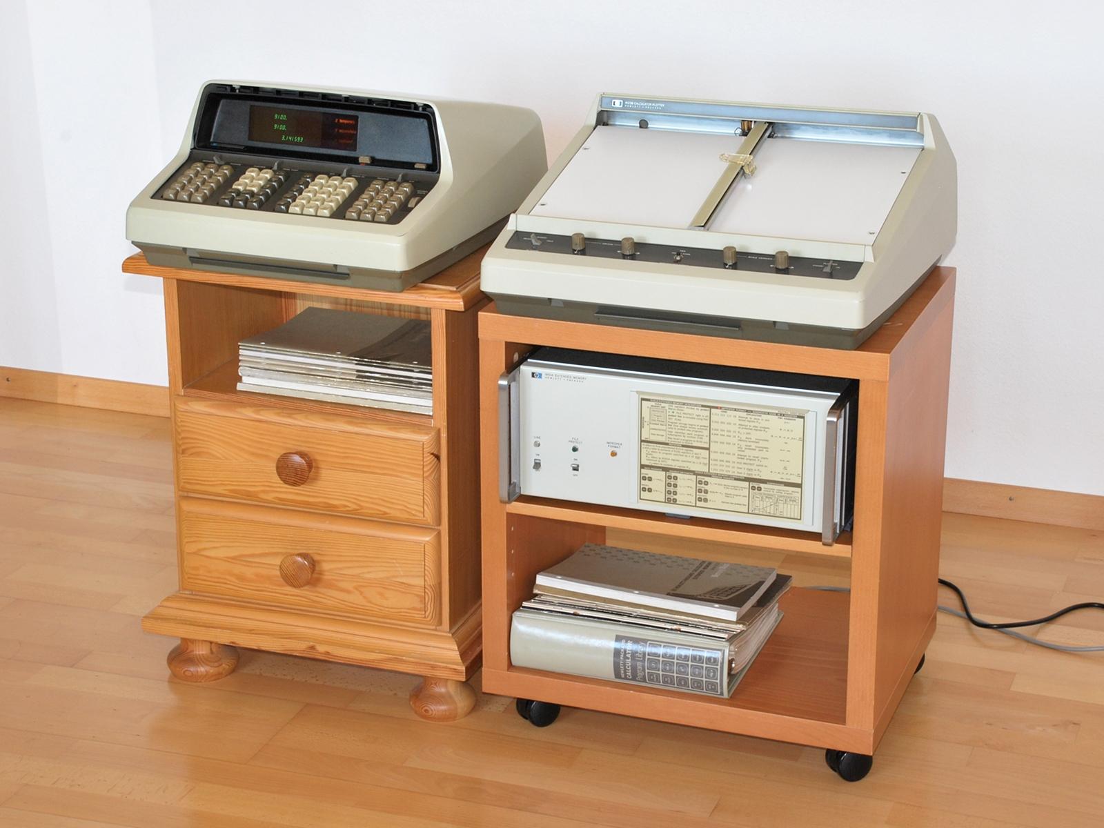 HP 9100B System