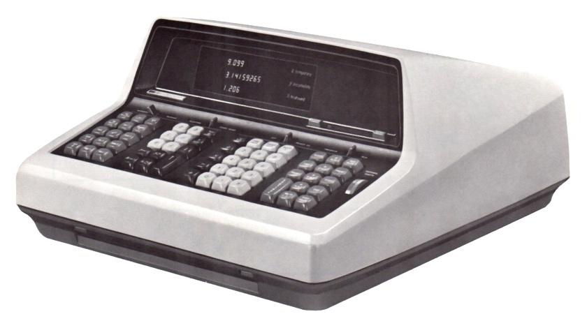 HP 9100 Calculator